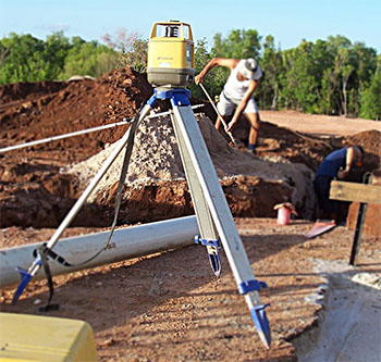 Laser Leveling Services | MAAS Industries