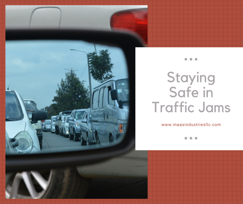 Staying Safe in Traffic Jams