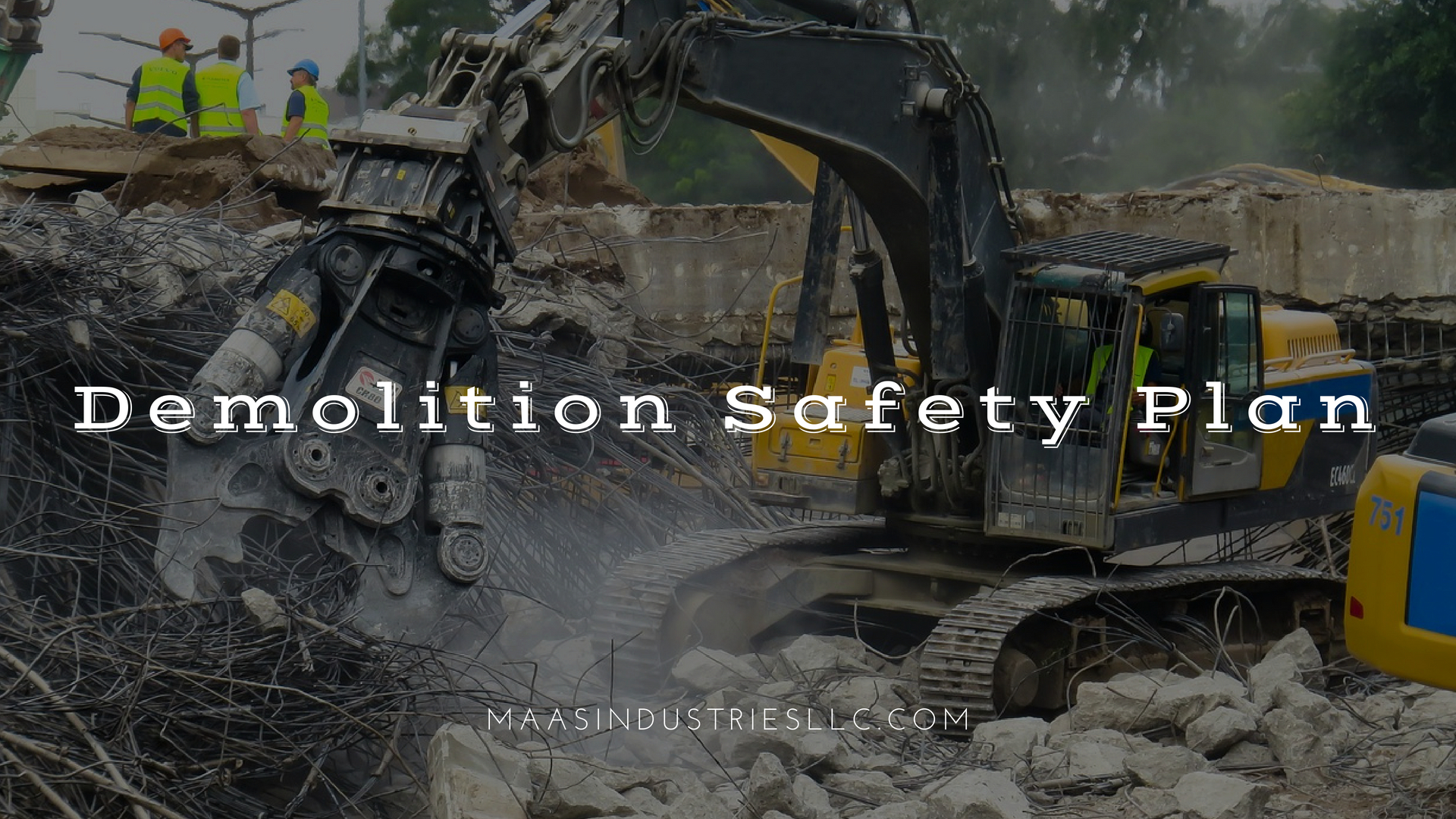 demolition safety plan