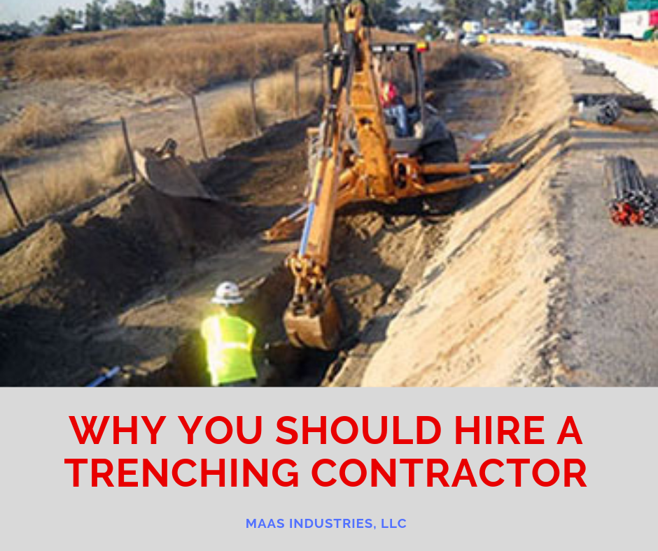 trenching contractor
